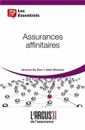 Les assurances affinitaires - Groupe Industrie Services Info - 9782354741556 -