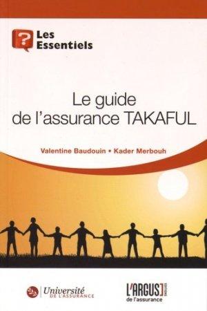 Le guide de l'assurance Takaful - Groupe Industrie Services Info - 9782354741969 -