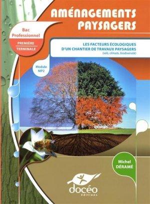 Les facteurs biologiques - Module MP2 - doceo - 9782354971540 -