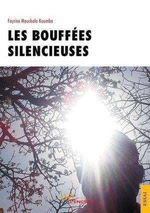 Les Bouffées silencieuses - Editions Jets d'encre - 9782355234057 -