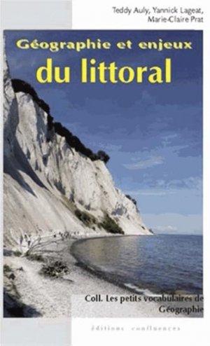 Le littoral - confluences - 9782355271137