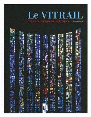 Le vitrail - yb - 9782355370649 -
