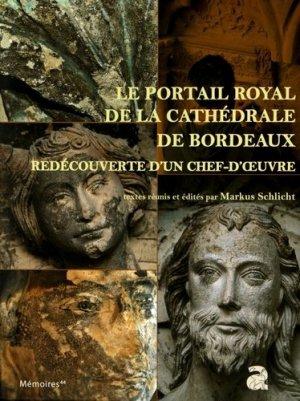 Le portail royal de la cathédrale de Bordeaux - ausonius - 9782356131652 - majbook ème édition, majbook 1ère édition, livre ecn major, livre ecn, fiche ecn