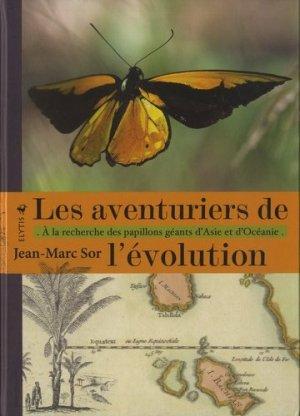 Les aventuriers de l'évolution - elytis - 9782356392763