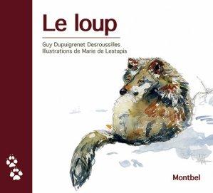 Le loup - montbel - 9782356531414 -