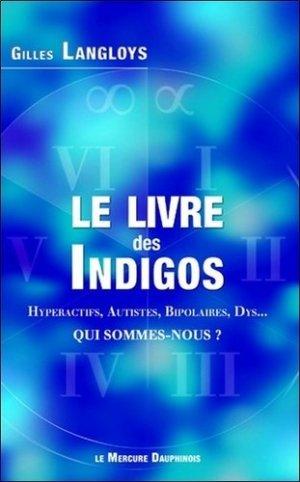 Le livre des Indigos - le mercure dauphinois - 9782356624796 -