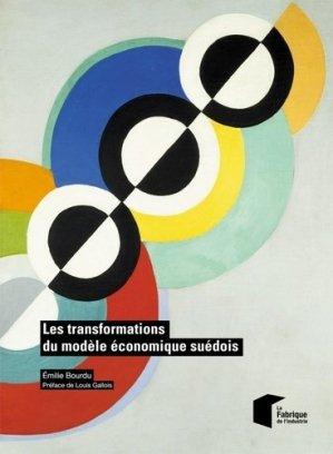 Les transformations du modèle économique suédois - presses des mines - 9782356710482 -