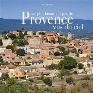 Les plus beaux villages de Provence vus du ciel - hc  - 9782357204119 -