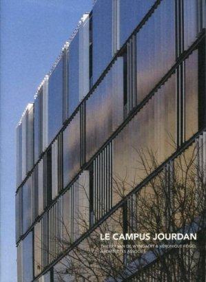 Le Campus Jourdan - archibooks - 9782357334380 -