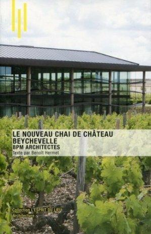 Le nouveau chai de chateau beychevelle - archibooks - 9782357334434 -