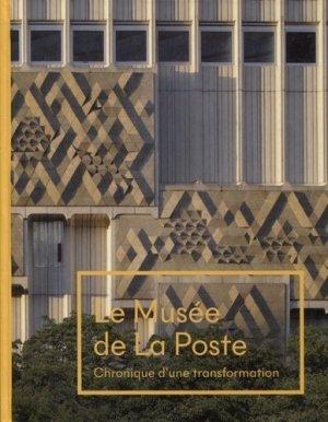 Le Musée de La Poste - Archibooks - 9782357335301 -