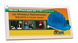 Le mémento appareils respiratoires isolants - icone graphic - 9782357383555 -