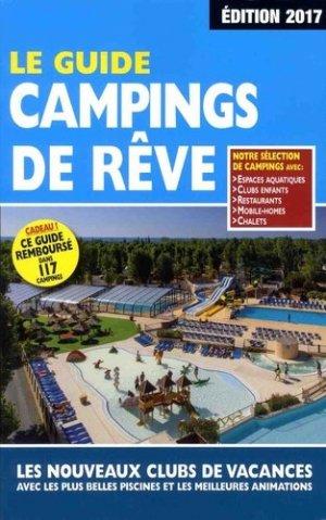 Le guide campings de rêve - motor presse - 9782358390521 -
