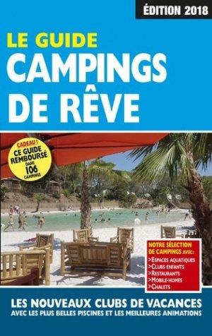 Le guide campings de rêve - motor presse - 9782358390583 -