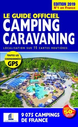 Le guide officiel camping caravaning - motor presse - 9782358390675 -