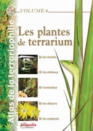 Les plantes de terrarium Vol 4 - animalia - 9782359090314 -