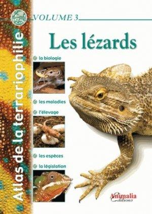 Les lézards - animalia - 9782359090321 -
