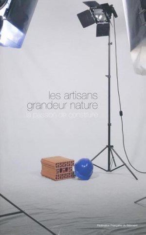 Les artisans grandeur nature - sebtp - 9782359170085 -