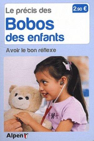 Le précis des bobos des enfants - alpen - 9782359341485 -