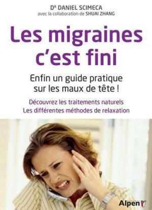 Les migraines, c'est fini - alpen - 9782359344103 -