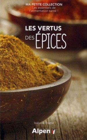 Les vertus des épices - alpen - 9782359345377 -
