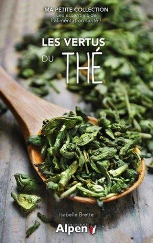 Les vertus du thé - alpen - 9782359345612 -