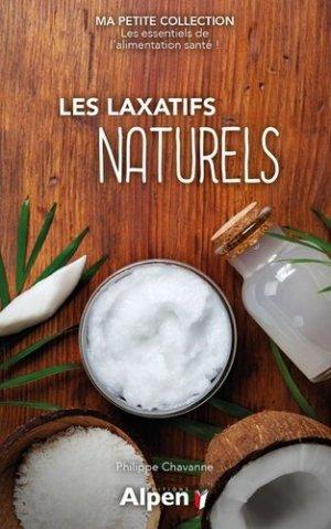 Les laxatifs naturels - Alpen - 9782359345636 -