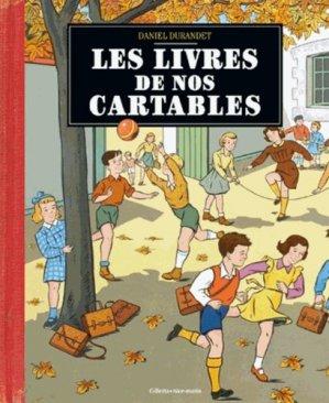 Les livres de nos cartables - gilletta - 9782359560343 -