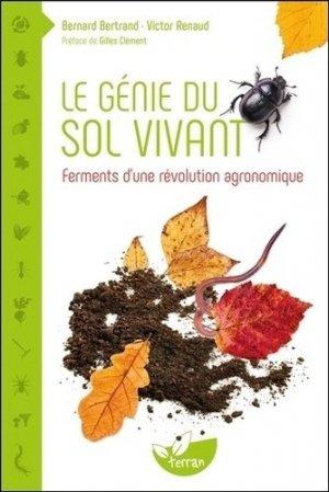 Le génie du sol vivant - de terran - 9782359810028 -