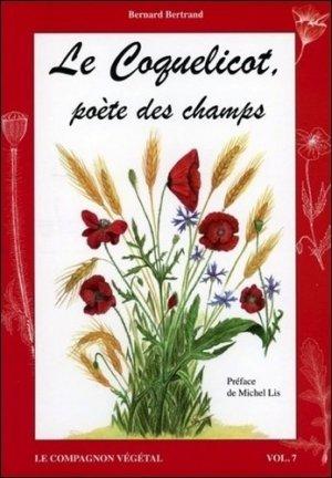 Le coquelicot, poète des champs - de terran - 9782359810172 -