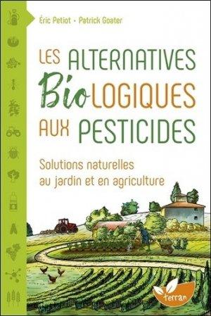 Les Alternatives biologiques aux pesticides - de terran - 9782359811346 -