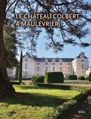Le Château Colbert à Maulévrier - scala - 9782359881448 -