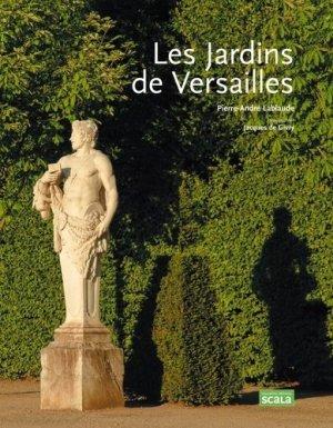Les Jardins de Versailles - scala - 9782359881455 -