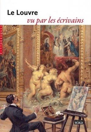 Le Louvre vu par les écrivains - scala - 9782359881905 -