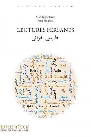 Lectures Persanes - asiathèque - 9782360570508 -