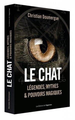 Le Chat - de l'opportun - 9782360755578 -