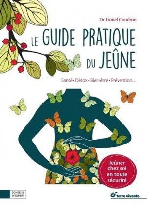 Le guide pratique du jeûne - terre vivante - 9782360982745 -