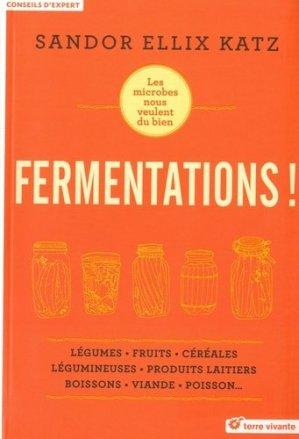 Les secrets de la fermentation - terre vivante - 9782360983186 - majbook ème édition, majbook 1ère édition, livre ecn major, livre ecn, fiche ecn