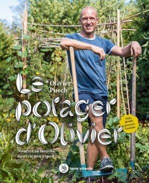 Le potager d'Olivier - terre vivante - 9782360985098 -