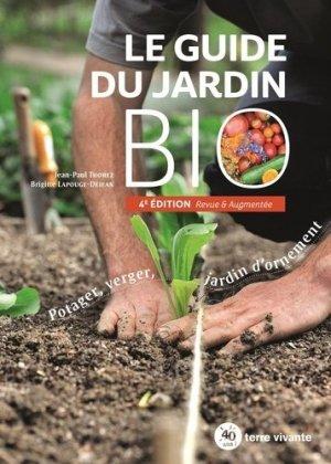 Le guide du jardin bio - terre vivante - 9782360985616 -