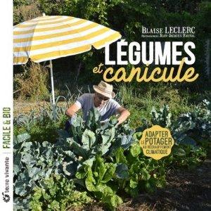 Légumes et canicule - terre vivante - 9782360985838 -