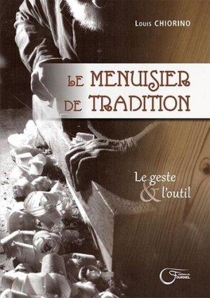 Le menuisier de tradition - du fournel - 9782361420802 -