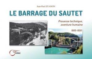 Le barrage du Sautet - du fournel - 9782361420987 -