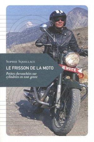 Le frisson de la moto - transboréal - 9782361572921 -