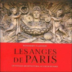 Les anges de Paris. Un voyage architectural au coeur de Paris - Exergue - 9782361881245 -