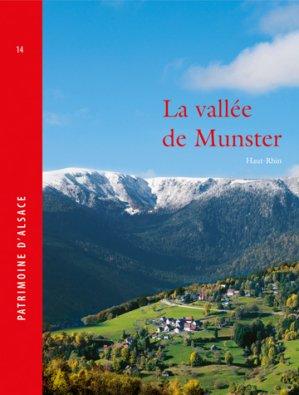 Le canton de Munster - lieux dits - 9782362190391 -
