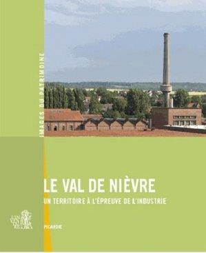 Le Val de Nièvre - lieux dits - 9782362190650 -