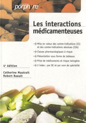 Les interactions médicamenteuses - wolters kluwer - 9782362920011 -