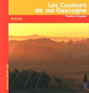 Les couleurs de ma Gascogne - grand sud  - 9782363780041 -