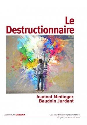 Le destructionnaire - ovadia - 9782363923608 -